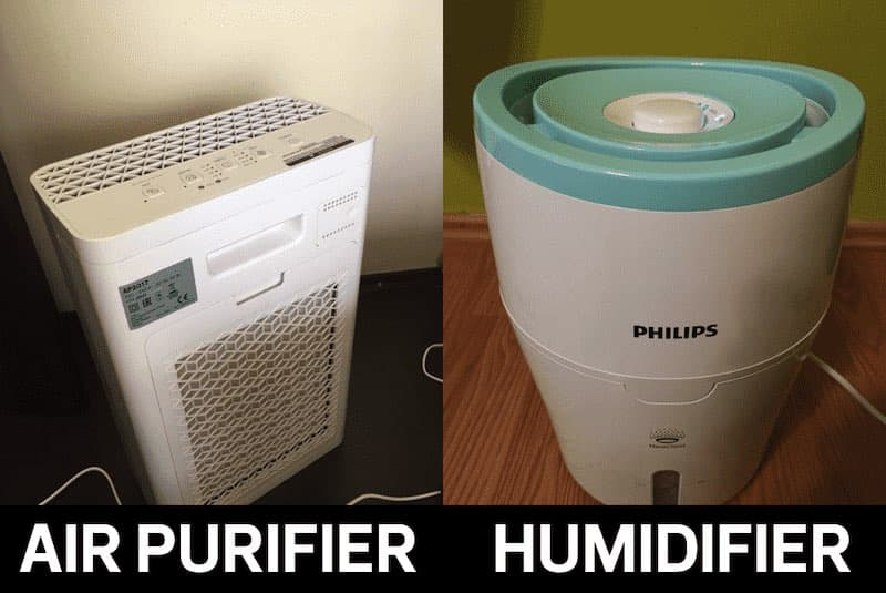 Air Purifier and Humidifier
