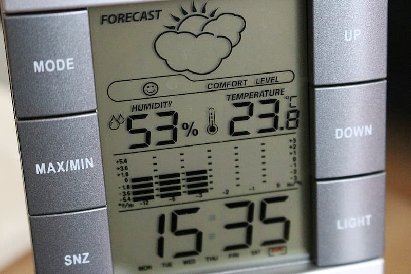 Weather Station Forecast